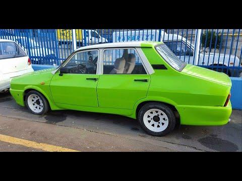 Restored Dacia 1300 | Dacia 1310
