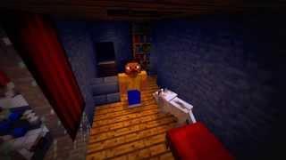 Сериал Minecraft Зомби Апокалипсис Уроки выживания #2