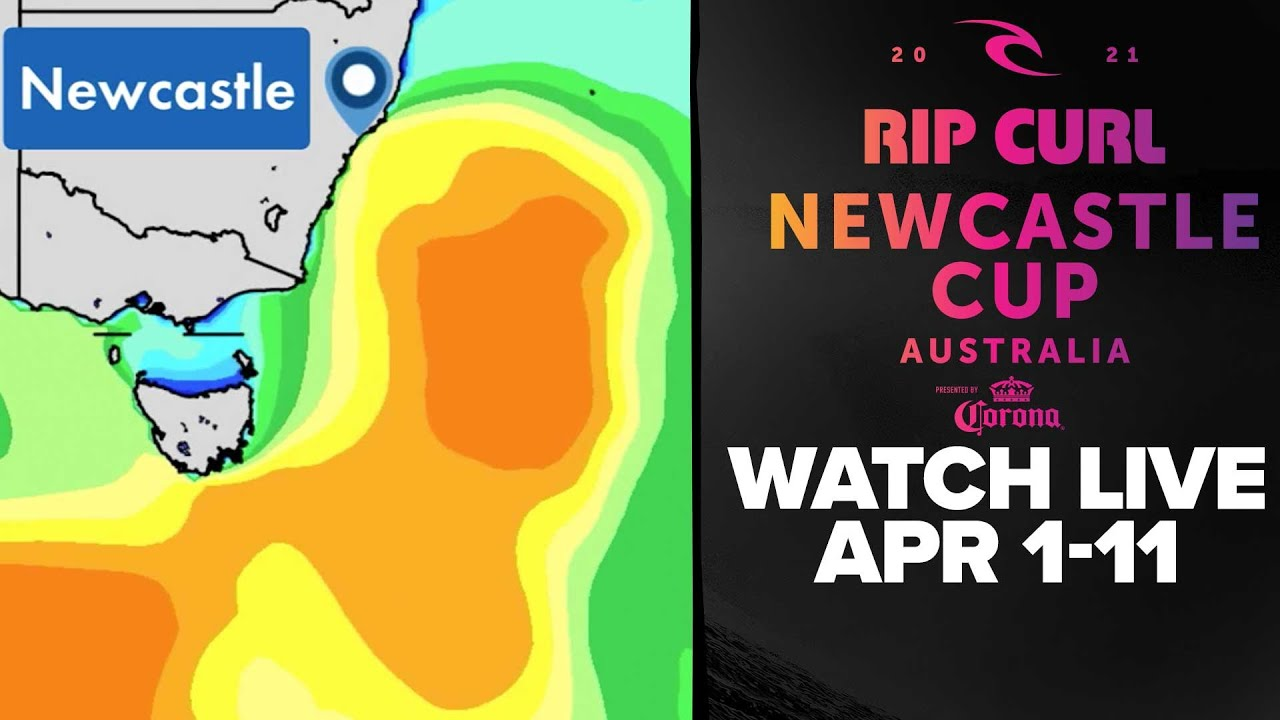 Will Heats Run Day 20 of The 20220 Rip Curl Newcastle Cup   Official  Surfline Forecast
