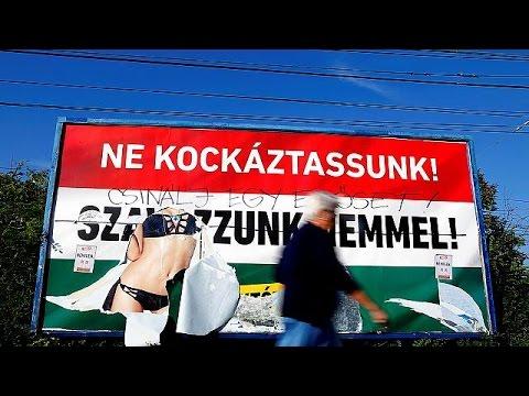 Hungary's Muslims fear migrant referendum