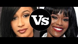 Cardi B CALLED OUT by Azealia Banks for Cultural Appropriation, Talks Nicki Minaj vs Remy Ma | NEWS