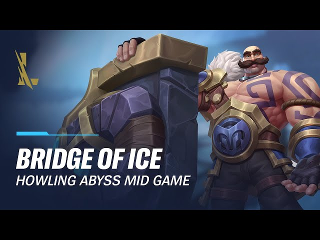 Bridge of Ice (Howling Abyss Mid Game) | Original Soundtrack - League of Legends: Wild Rift