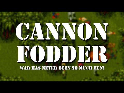 Cannon Fodder [Amiga/PC] - Retro