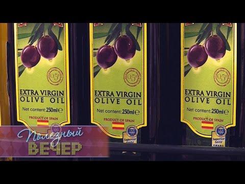 Греческое оливковое масло. Узнайте всё об оливковом масле