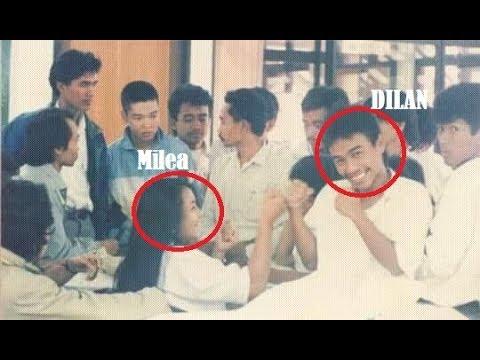 Sosok asli Dilan dan Milea 1990 TERUNGKAP!