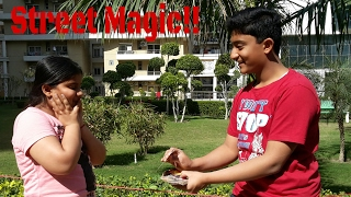 Street magic trick : revealed /  In hindi / kaala jaadu / black magic / classic card trick /
