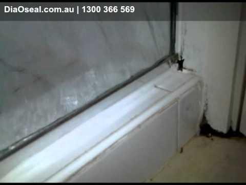 DiaOseal Australia   Shower Screen Leak