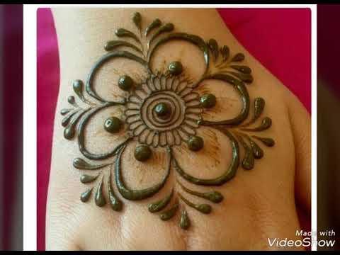 Latest beautiful easy mehndi design //latest selected Arabic mehndi design