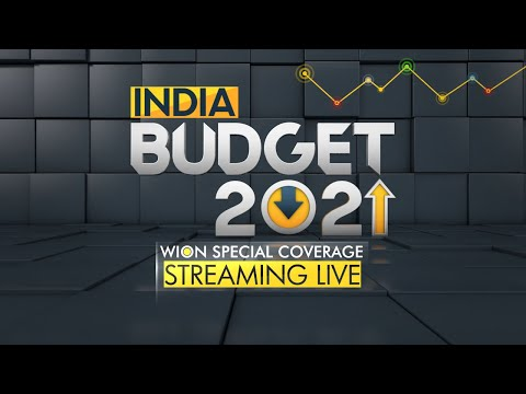 LIVE: FM Nirmala Sitharaman presents Union Budget 2021   Indian Budget 2021   Business News