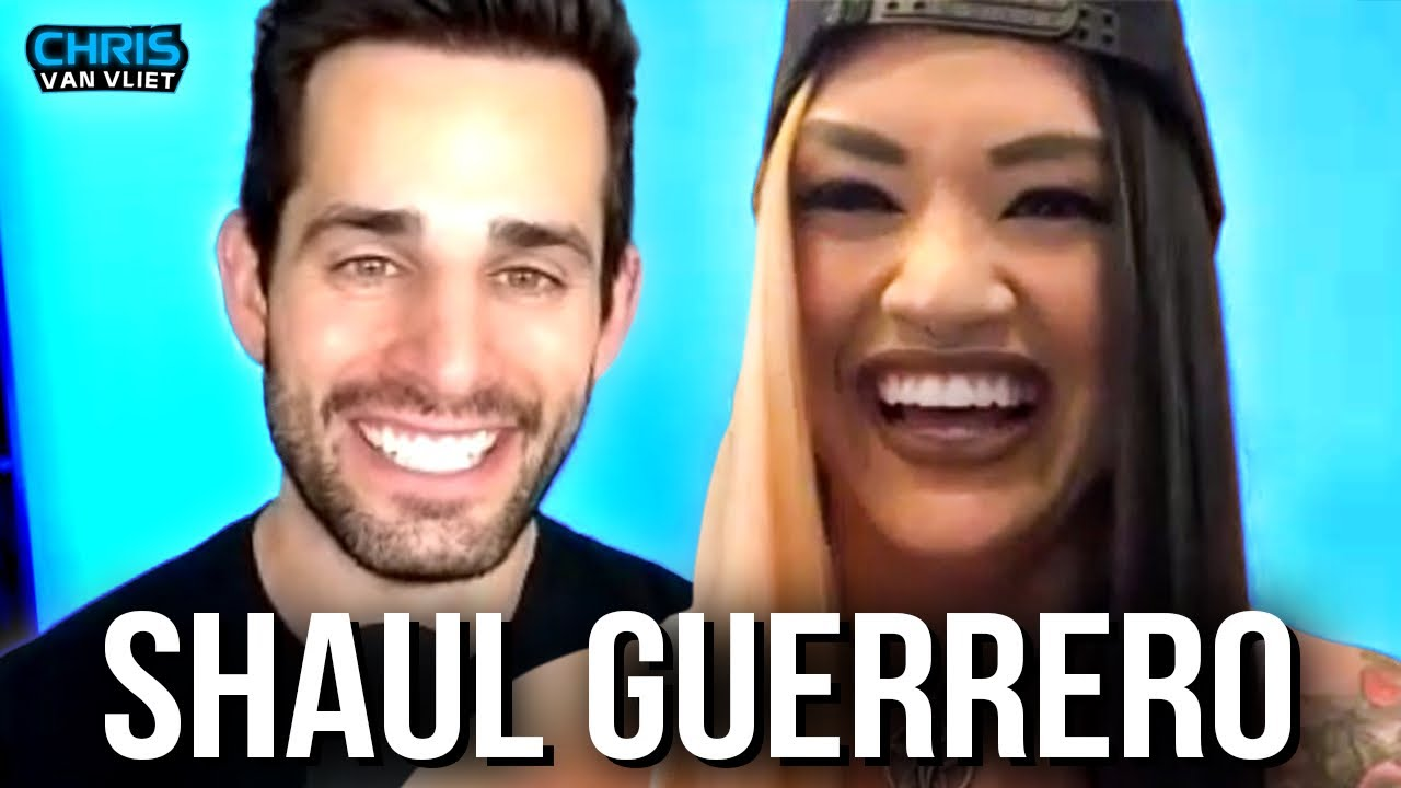 """Shaul Guerrero Says Wrestling Can Be A """"Trigger"""""""