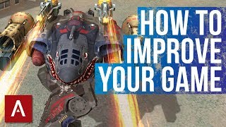 War Robots Tutorial: 10 tips on how to become a BETTER player