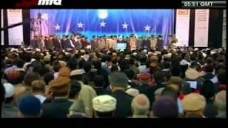 (Urdu Nazm) Wo Dunia Mey Jahan Baithey Hain - Islam Ahmadiyya