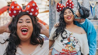 DISNEYLAND before the SHUTDOWN | PatrickStarrr
