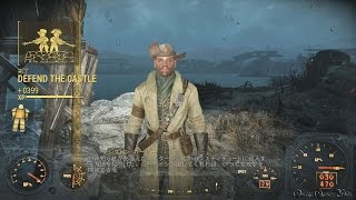 【PS4】FALLOUT 4(日本語版) - #101 Defend the Castle(Main Quest・Minutemen ルート)