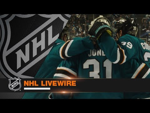 NHL LiveWire: Sharks, Ducks mic'd up for crucial Game 4