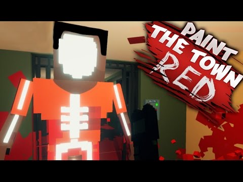 Paint the town red – prototype download – pre-alpha access.