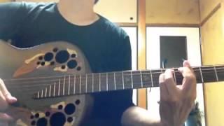 坪内 健太郎(KENTARO TSUBOUCHI) ギター弾き語り 第54弾(cover カバ...