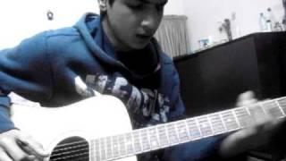 Ansoo (Ali Azmat cover) - Abdullah Qureshi