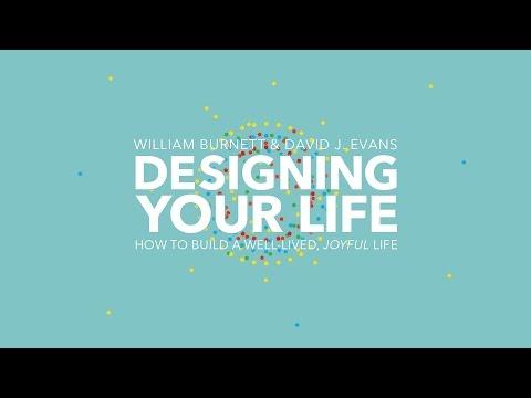 DESIGNING YOUR LIFE by Bill Burnett & Dave Evans