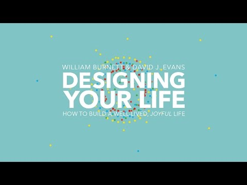 DESIGNING YOUR LIFE by Bill Burnett & Dave Evans