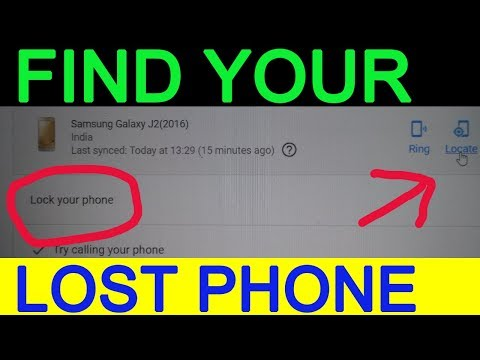 How To Find Your Lost Phone ? What You Do After Losing Your Phone? Get Back Your Stolen Phone.