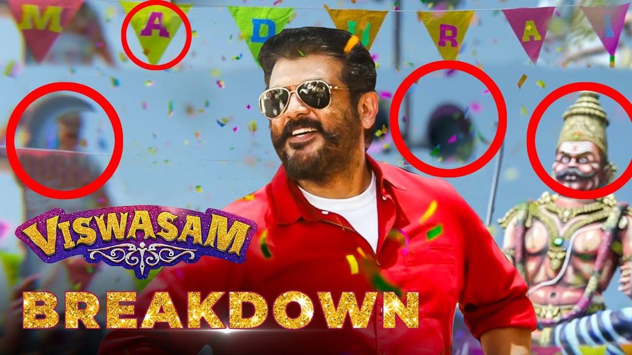 viswasam motion poster download video