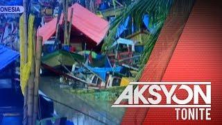 Mga residente sa Indonesia, nangangambang maulit ang tsunami