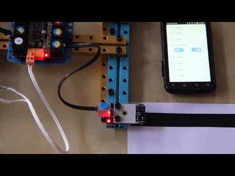 Makeblock Port Control via Bluetooth