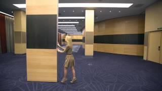 видео Раздвижные стены