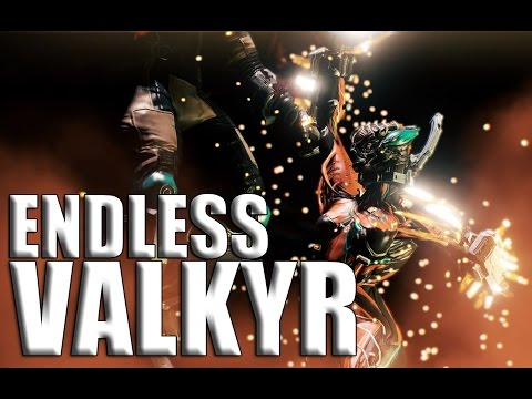Warframe Builds: Endless Valkyr (Post 18.13.1 Build)