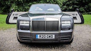 10 Things That Make The Phantom Drophead The Ultimate Baller's Car