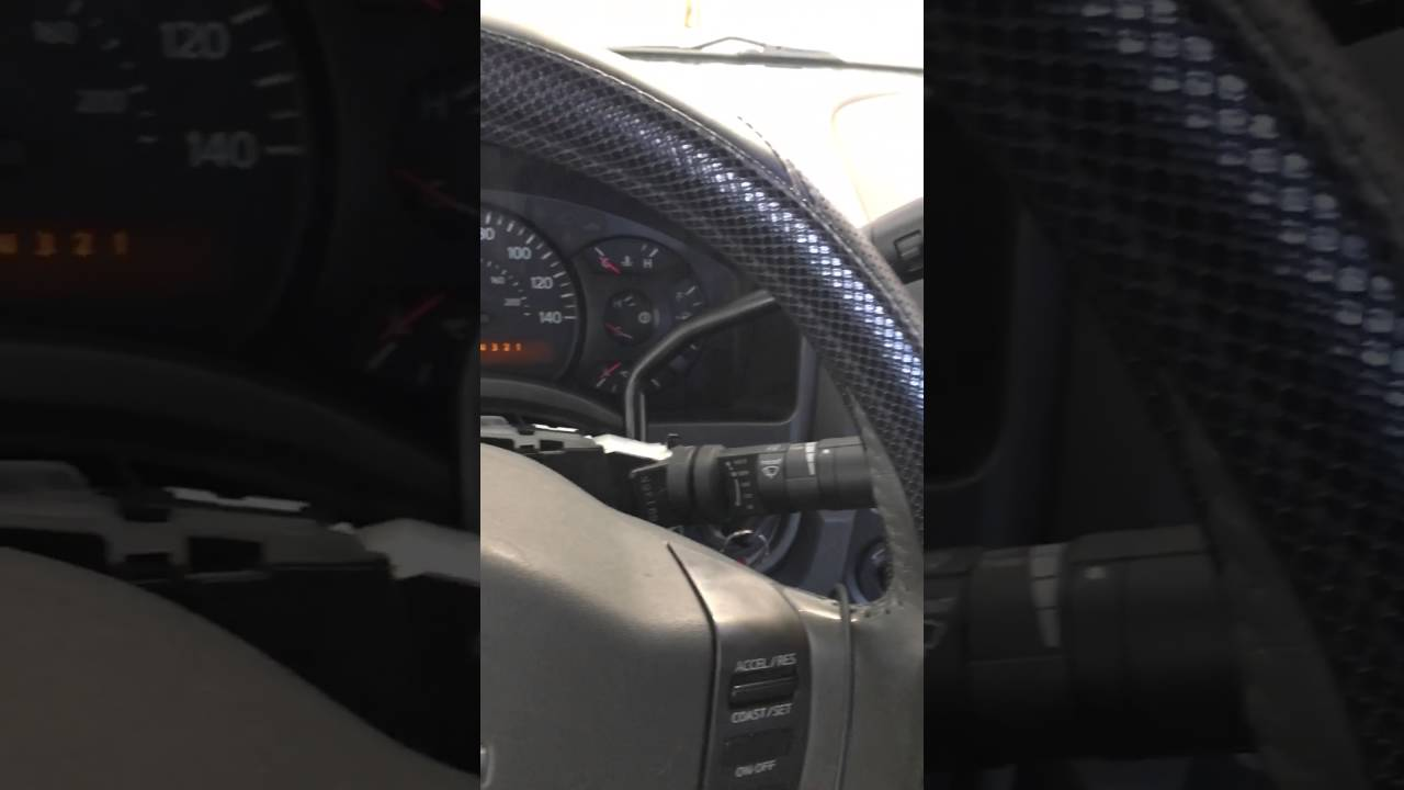 2007 nissan titan won 39 t come out of park easy fix youtube. Black Bedroom Furniture Sets. Home Design Ideas