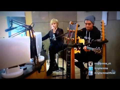 Xing Hermina - Separuh Nyawa ~acoustic guitar ver.~ [Live] Mp3