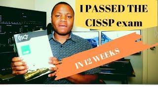 I PASSED THE CISSP