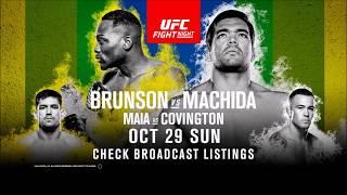 【UFC】サンパウロでリョート・マチダが復帰戦! 相手はデレク・ブランソン