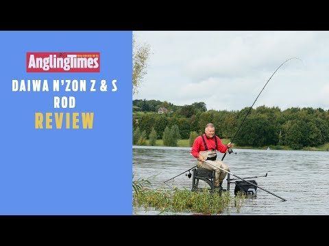 FIRST LOOK: Daiwa Nzon Rods & Range REVIEW