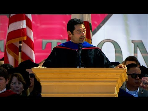 Stanford 2017 Commencement Highlights