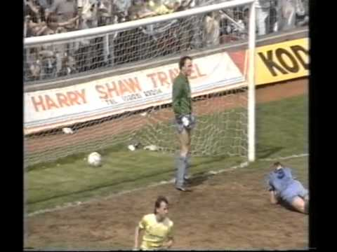 Coventry City 4 Everton 1 May 26th 1985