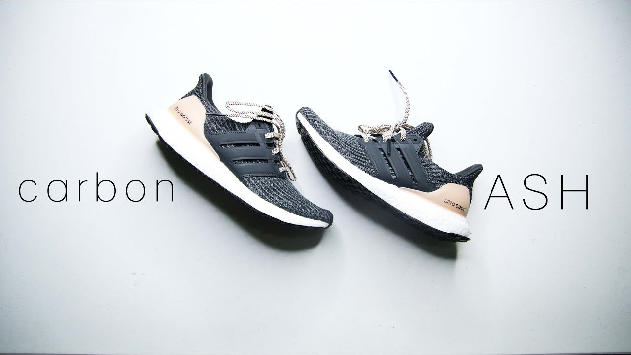 Adidas Ultraboost 4.0 CARBON ASH PEARL