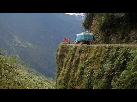 World's Most Dangerous Roads - Mountain Roads Documentary