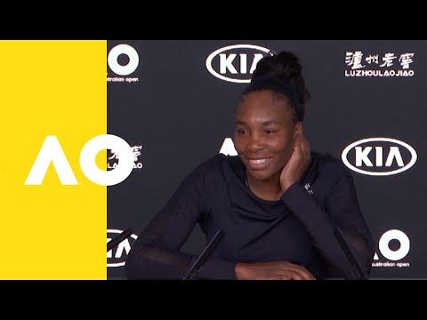 Venus Williams press conference (2R) | Australian Open 2019