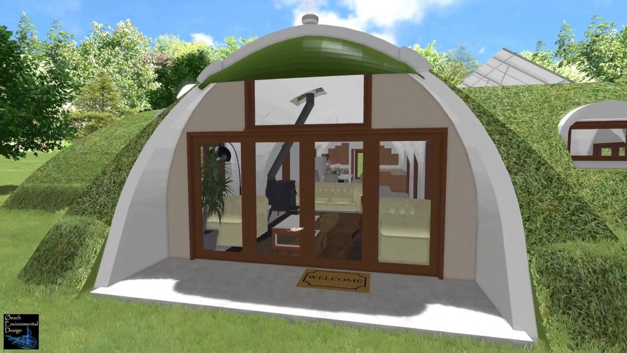 Oesch Environmental Design ~ Green Magic Homes [ Noon]