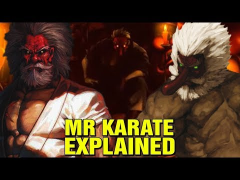 WHO IS MR KARATE? THE STORY OF TAKUMA SAKAZAKI EXPLAINED - HISTORY AND LORE OF THE FIGHTER