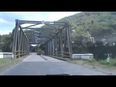 driving car in watansoppeng indonesia part 1