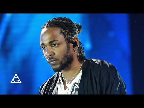 Kendrick Lamar ft. Pharrell - Good Kid (Lyric Video HD)