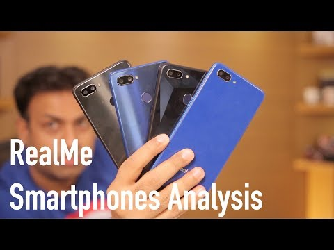 RealMe Smartphones My Opinions & What I Expect in 2019