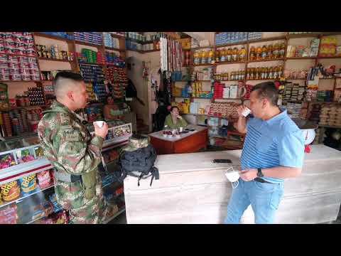 Gobernador del Tolima dice que no le temblará la mano