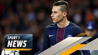 PSG muss Stars verkaufen: Draxler und Trapp vor dem Abflug?   SPORT1 -  Der Tag