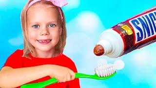 Canción Ponte los Zapatos   Rutina de la Mañana   Canciones Infantiles con Vitalina life