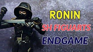 RONIN ACTION FIGURE REVIEW  | Avengers Endgame Sh Figuarts